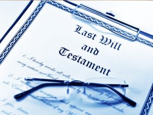 Will, last will and testament